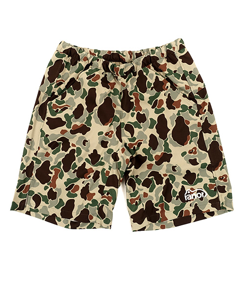 DUCK CAMOUFLAGE SHORTS