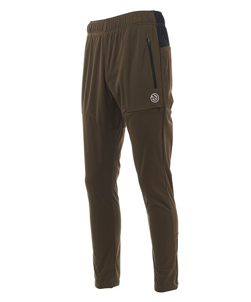 VENT BLOCK LONG PANTS KHAKI